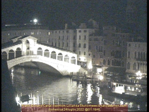 Webcam For The Port Of Venice